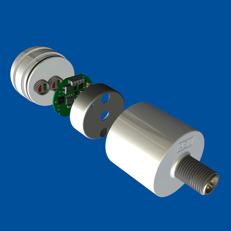 New Multiturn Encoder-Technology posihall® - ASM En