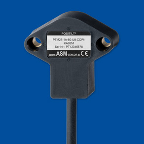 PTM27 Inclination sensor in MEMS technology